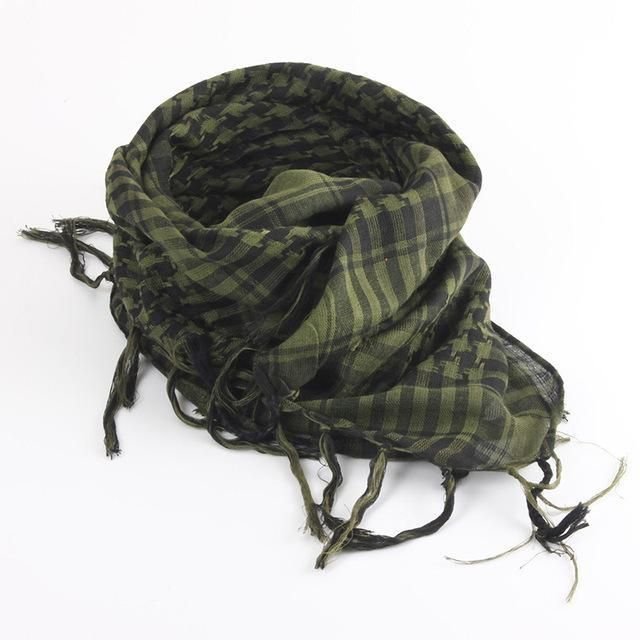 Men/'s Cover Head Wrap Shemagh Arab Scarf Mask Shawl Scarves Polyester