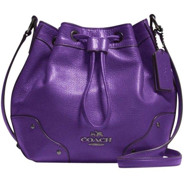 17f6dd02ab17 ... ireland nwt coach purple baby mickie drawstring bag nwt coach baby  mickie drawstring bucket bag purse