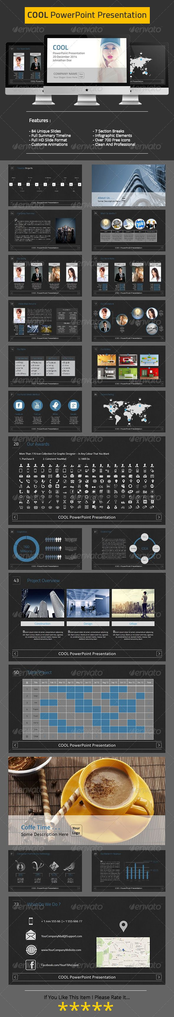 93 best presentation inspiration images on pinterest editorial graphicriver cool powerpoint presentation presentation design layout inspirational presentation design samples visit us at toneelgroepblik Image collections