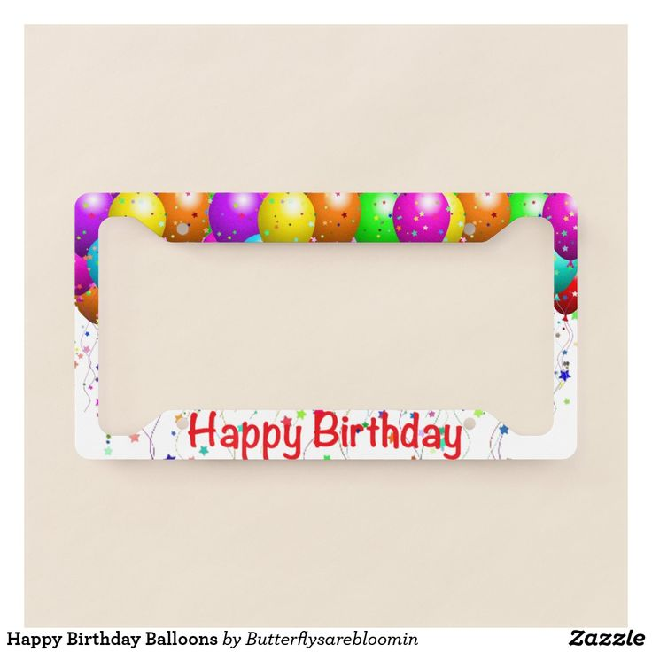 Top 25+ Best Happy Birthday Balloons Ideas On Pinterest