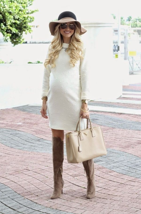 45 Different Maternity Outfits For A Stylish Pregnancy Look  Page 20 of 31  Lulibuzz
