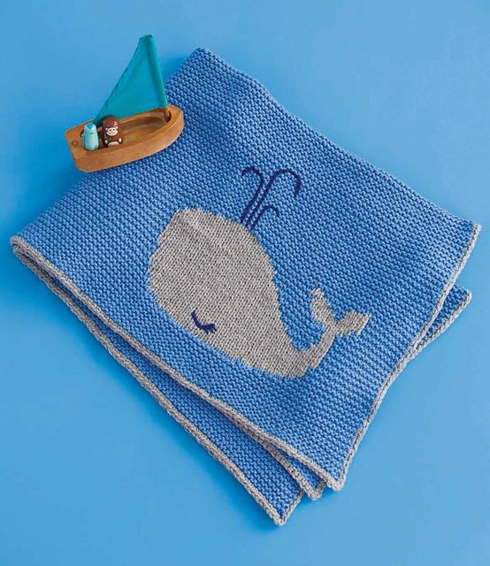 Ravelry Knitting Patterns For Baby Blankets : Ravelry: Baby Beluga pattern by Margeau Soboti Knitting ...