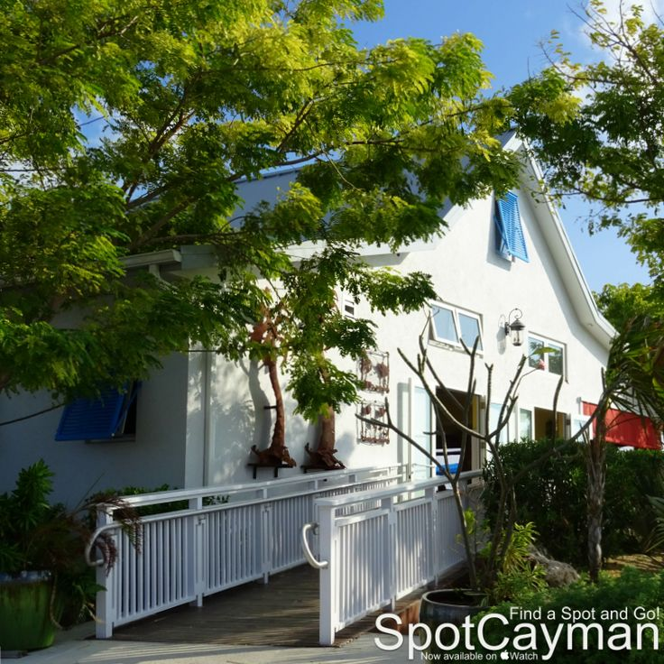 Morgan's Harbour restaurant #GrandCayman | #SpotCayman