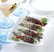 grilled beef roulades best appetizer recipe #loveCDNbeef