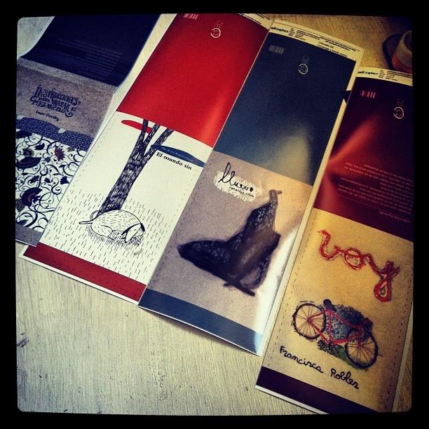 La Colección Leporello, ¡lo que se viene en Quilombo!
