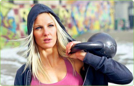 CrossFit для женщин