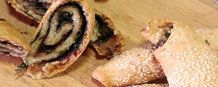 Η συνταγή της θείας Στέλλας αποτελεί το ιδανικό κολατσιό για μικρούς και μεγάλους -είτε στο γραφείο είτε στο σχολείο-. Εύκολη, γρήγορη και γευστική θα σας καταπλήξει με τη θεσπέσια γεύση ... Read More