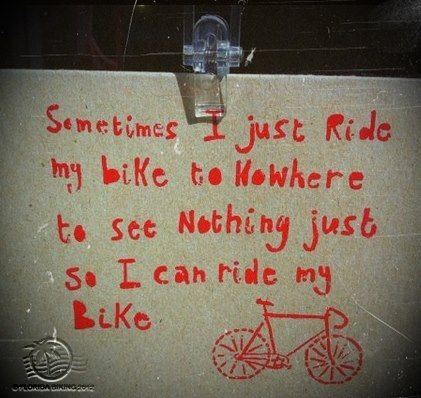 Nowhere/Nothing/ Let's Ride.