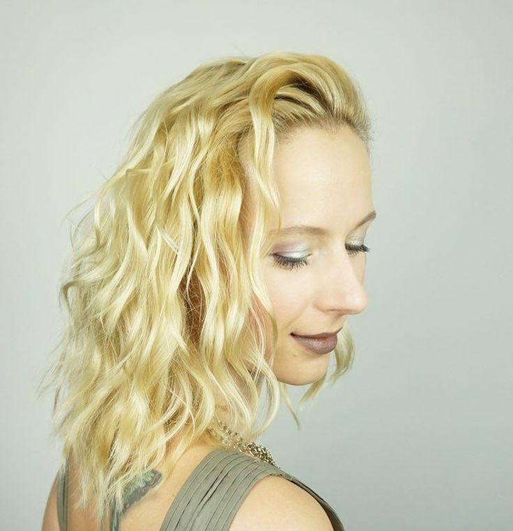 46++ Beach waves hairstyles for medium length hair inspirations
