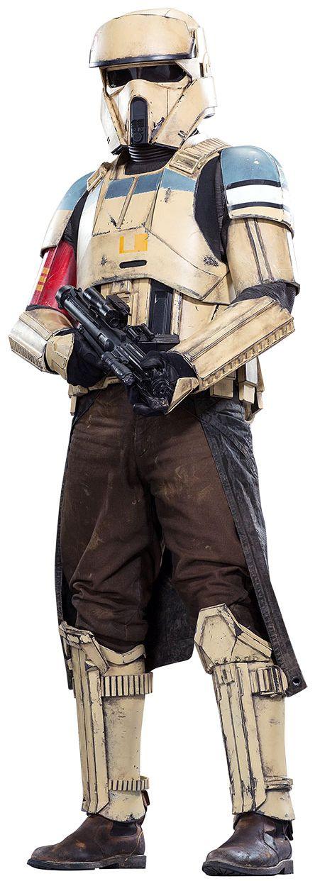Star Wars Rogue One Scarif Shoretrooper Premium Format Figure by Sideshow