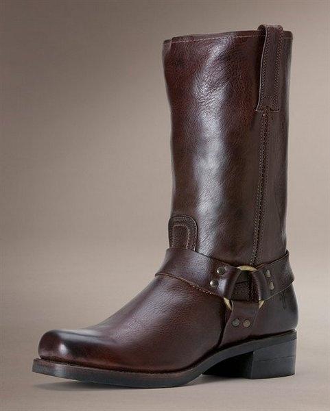 Men's Boots: Fall 2012