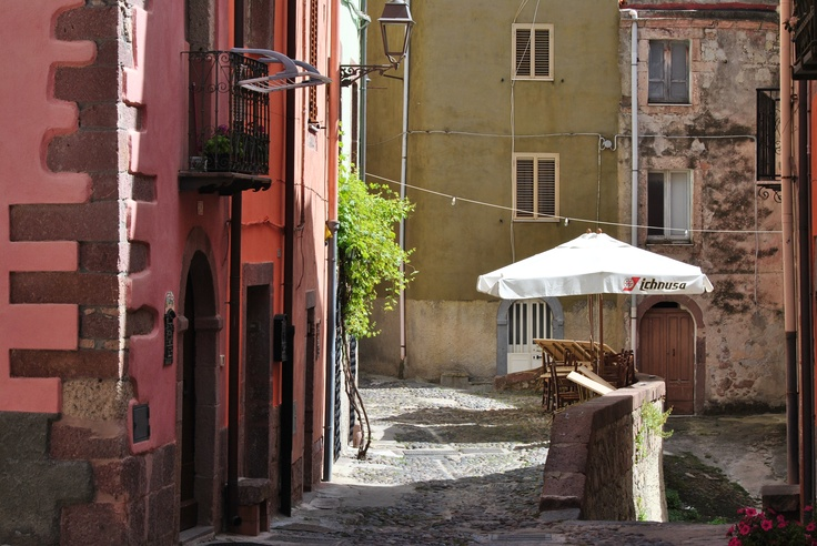 #Bosa #Sardinia #Sardegna