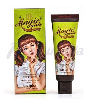 Baviphat - BB Cream Magic Girl - Piel Grasa 12,95€