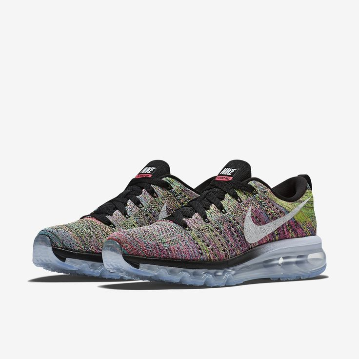 """Nike Women's Flyknit Air Max """"Multi Color"""""""