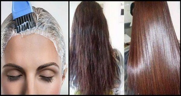 Эта невероятная смесь вернет к жизни ваши поврежденные волосы, даже окрашенные!