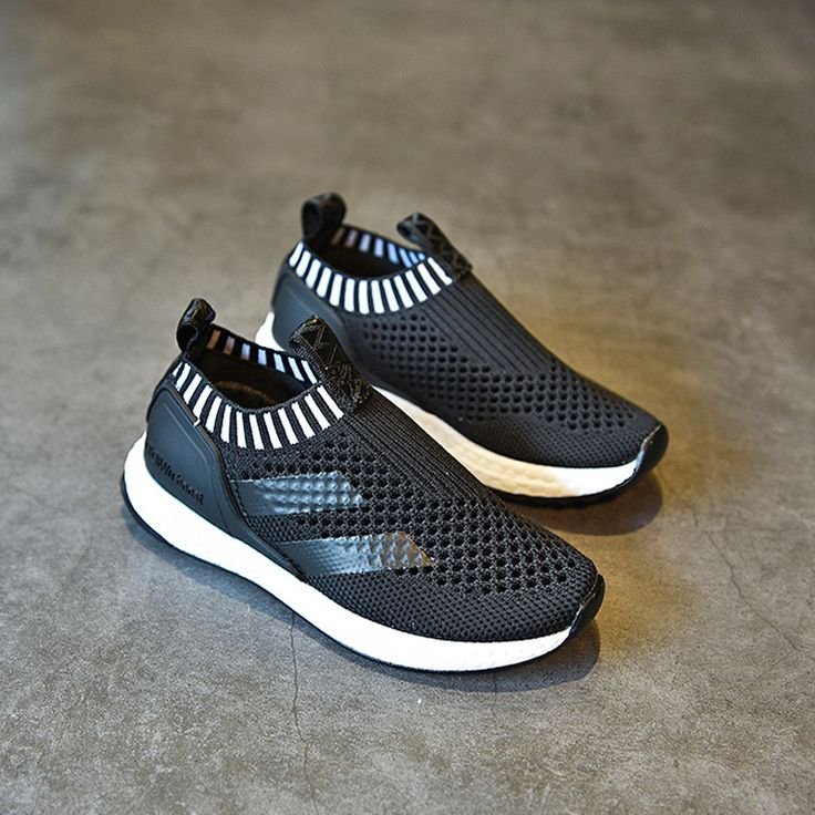 Find More Sneakers Information about kids shoes knitting breathable air mesh children boost ankle sneakers casual boy girls shoe ,High Quality kids shoes,China girls shoes Suppliers, Cheap shoes girls from nauhutu designer shoe Store on Aliexpress.com