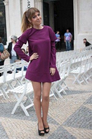 Qual a peça mais cool para usar na cidade de Lisboa?Sabrinas Por Raquel Strada, apresentadora.