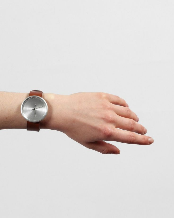 Watch | Notion | Dublin | Notion Studios | Irish | Handmade | Wearing | Gift | Shop | Design and Craft | Gifts | Makers&Brothers | Makers & Brothers | leather strap