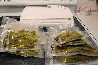 how to freeze jalapenos for later use - Google Search