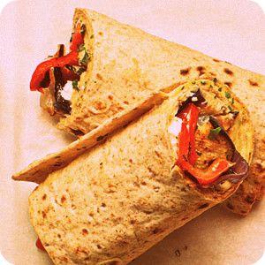 Gesunde Wraps   – Food