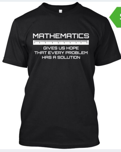 Math Teacher Shirt!