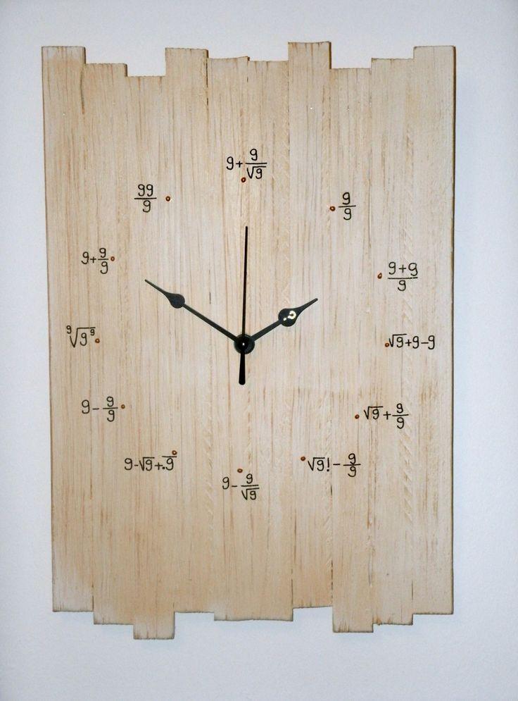 m s de 25 ideas incre bles sobre pendule murale en pinterest. Black Bedroom Furniture Sets. Home Design Ideas