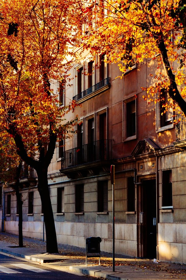 autumn Barcelona, Catalonia