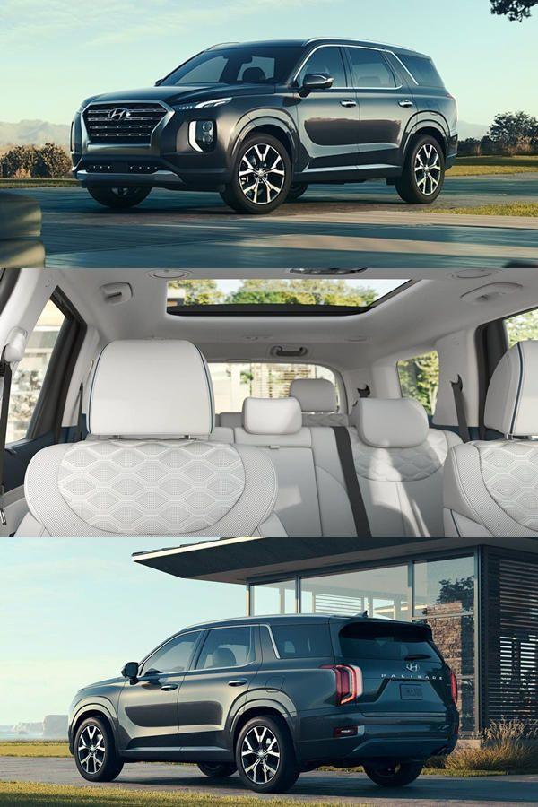 2020 Hyundai Palisade Vs Explorer Pilot Highlander Coches De Lujo Coches Autos