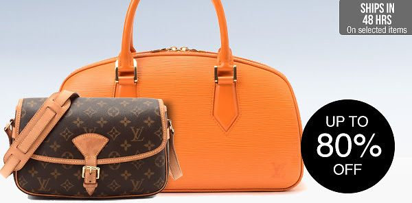 Up To 80% Off Fall Bags by Louis Vuitton
