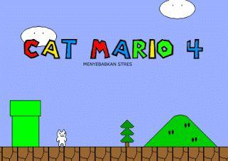 Ayo kunjung dan baca artikel Download Cat Mario 4 game ringan bikin stress