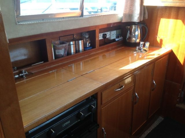 Classic Freeman 24 Sport Motor Cruiser | eBay