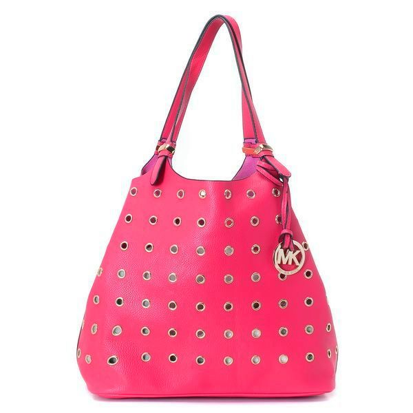 low-cost Michael Kors Perforated Grab Large Pink Shoulder Bags Outlet sale  online, save up to 70% off dokuz limited offer, no taxes and free shipping.