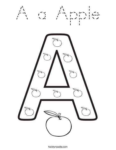 Create your own alphabet dot pages for stones, dot markers ...