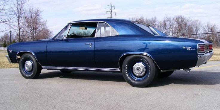 1967 Chevelle SS396