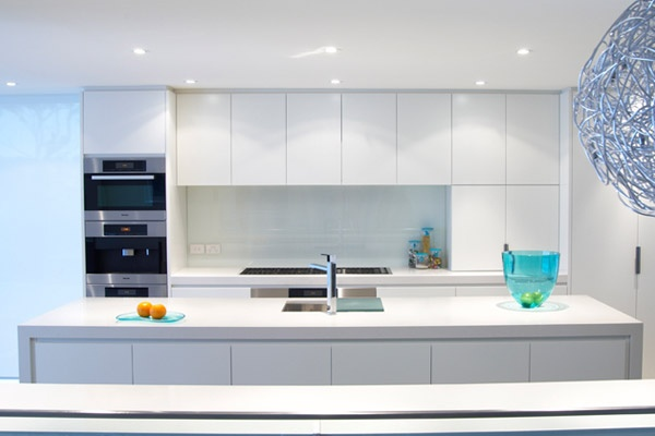 Residential Interior Design Company in Sydney – Karanda Interiors #residential #interior #design #sydney #kitchen #white