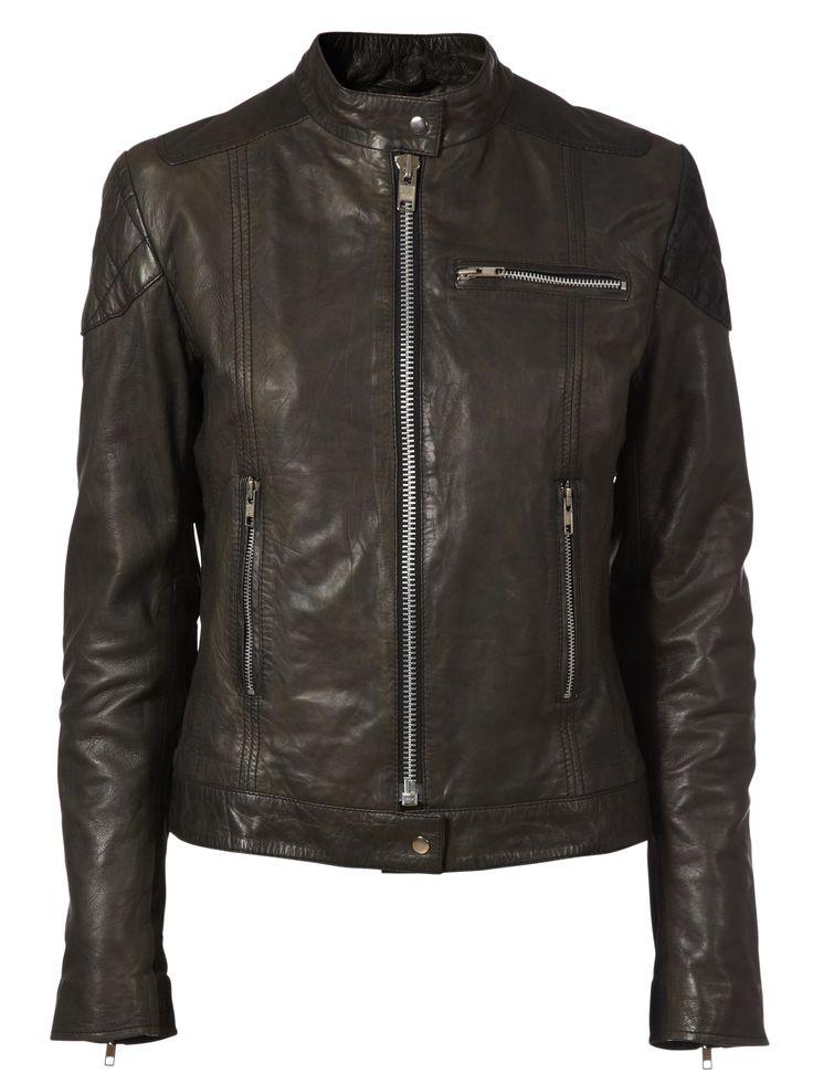 MDK leather jacket 1199,-