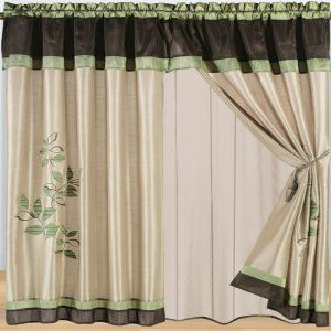 27 best curtains images on pinterest kitchen window Amazon Curtains and Drapes Window Treatments