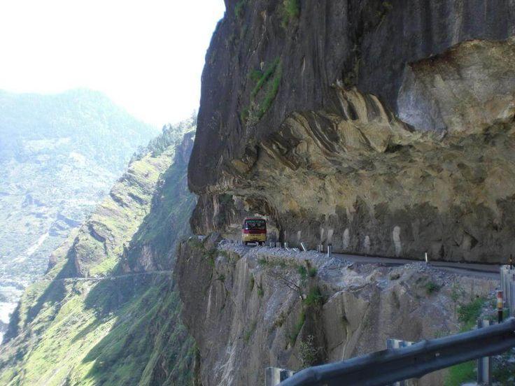 Most Amazing Roads