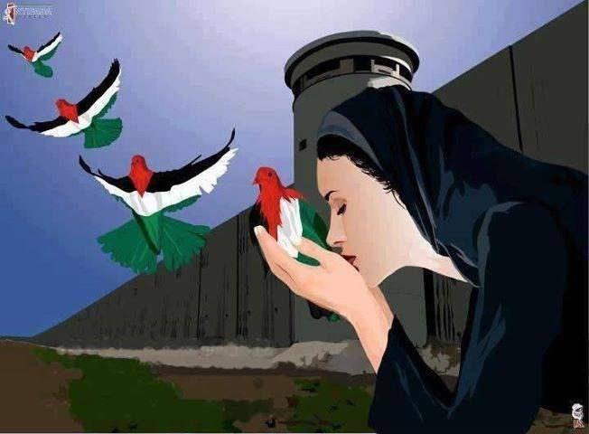Free Palestine.