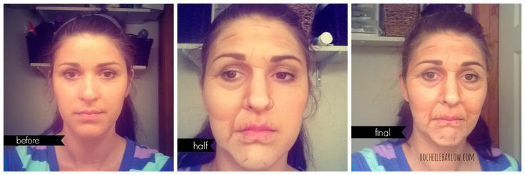 how to use makeup to look younger