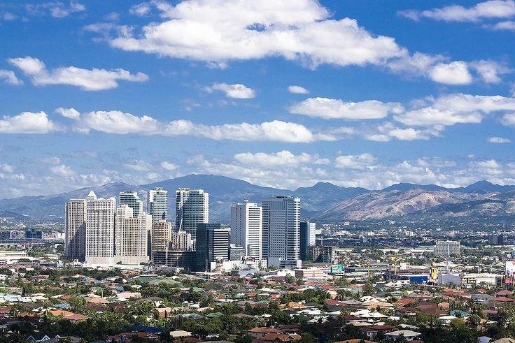 Quezon City, Philippines Mom's hometown:)