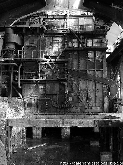 Łódź, stare fabryki