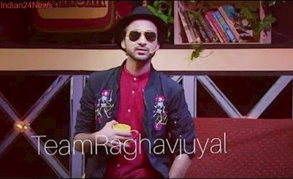 Raghav juyal dance plus 3 entry