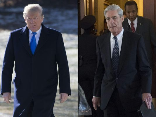 On Russian meddling, Americans trust Mueller more than Trump, poll shows: Americans have more trust in special counsel Robert Mueller's investigation than they do in Trump's denials of collusion, a new USA TODAY/Suffolk University Poll finds. By wide margins, those surveyed are convinced that Russia meddled in the 2016 presidential election and will try again. More than 4 in 10 believe the interference affected the outcome of the election that put Trump in the White House. (Rage tweets…