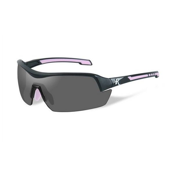 Wiley X RE200 Platnium Grade Eyewear Woman Sunglasses Grey Lens Black/Pink Frame - eCop! Police Supply - The Trusted Source For Police Equipment, Camping Equipment and Hunting Supplies