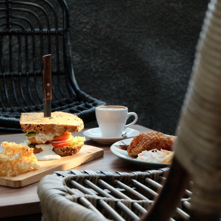 Pier 39 sandwich @konigcoffeebar
