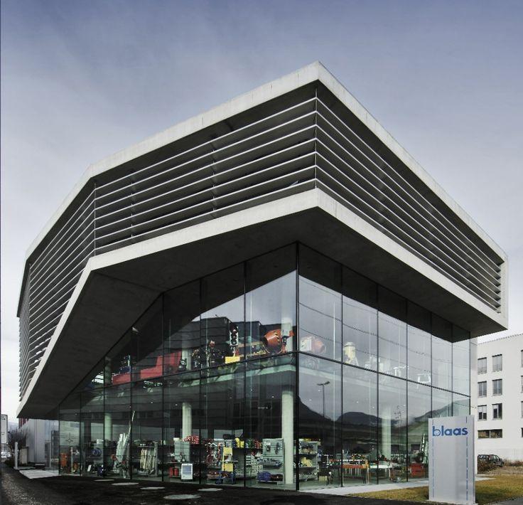 Blaas General Partnership / Bolzano, Italy