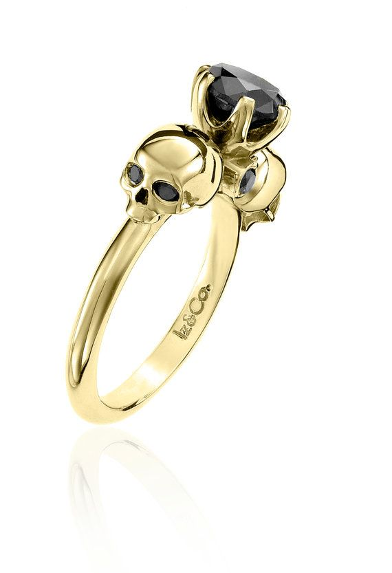 17 Best images about skull ring on Pinterest