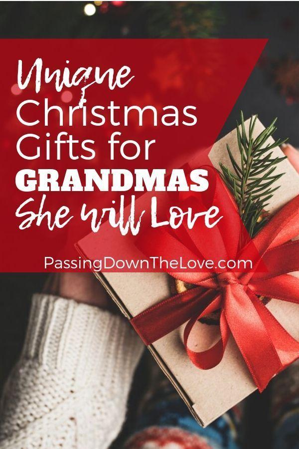 What Do You Get A Grandma For Christmas Christmas Gifts For Grandma Grandma Gifts Presents For Grandma