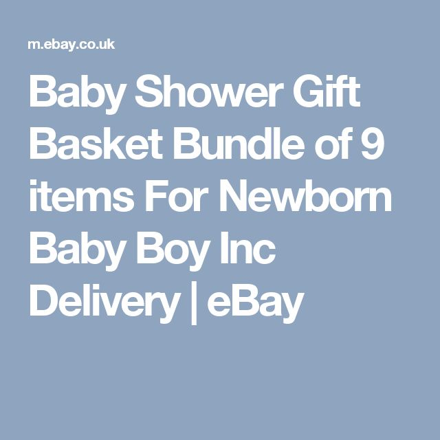 New Baby Boy Gifts For Delivery : Best ideas about baby boy gift baskets on